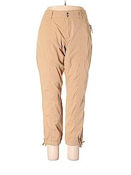 Lauren by Ralph Lauren Khakis Size 14W