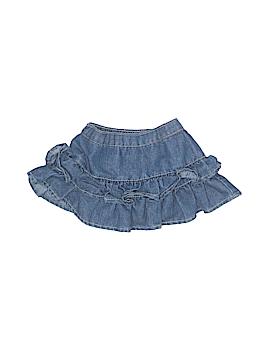 Okie Dokie Denim Skirt Size 12 mo