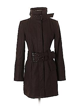 Zara Basic Wool Coat Size S