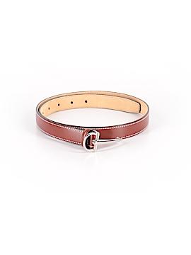 Audrey Talbott Leather Belt Size M