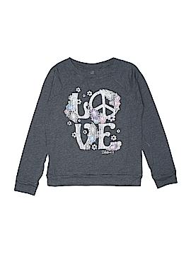 Billie Girls Long Sleeve T-Shirt Size L (Kids)