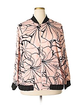 NY Collection Jacket Size 3X (Plus)