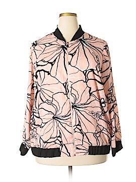 NY Collection Jacket Size 2X (Plus)