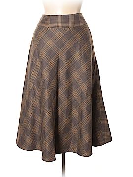 The J. Peterman Co. Wool Skirt Size 4