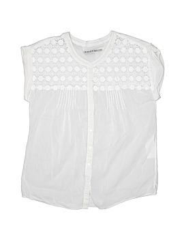 Kookai Short Sleeve Blouse Size 1