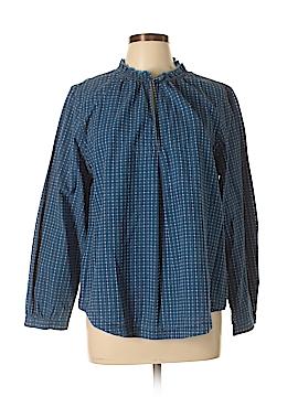 Rivet & Thread Long Sleeve Blouse Size L