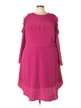 RACHEL Rachel Roy Casual Dress Size 22w (Plus)