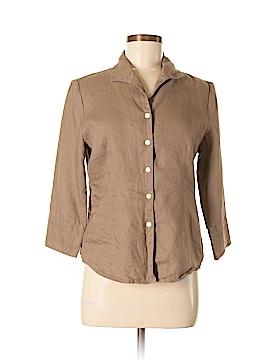 Madison Studio Long Sleeve Button-Down Shirt Size 8