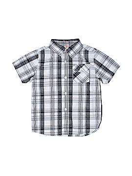 Healthtex Short Sleeve Button-Down Shirt Size 5T