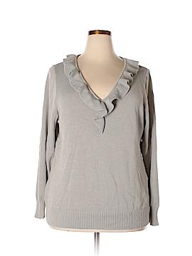 Lane Bryant Pullover Sweater Size 18 - 20 Plus (Plus)