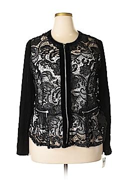 INC International Concepts Jacket Size 2X (Plus)