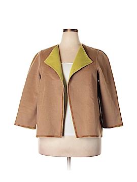 Lafayette 148 New York Wool Cardigan Size XL