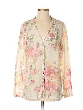 Pendleton Long Sleeve Blouse Size S