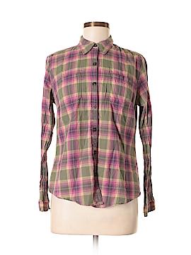 Royal Robbins Long Sleeve Button-Down Shirt Size M