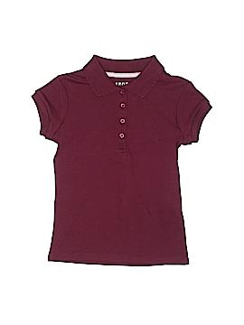 IZOD Short Sleeve Polo Size 5