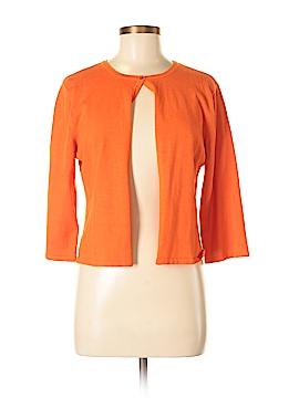 Sag Harbor Silk Cardigan Size 16 (Petite)