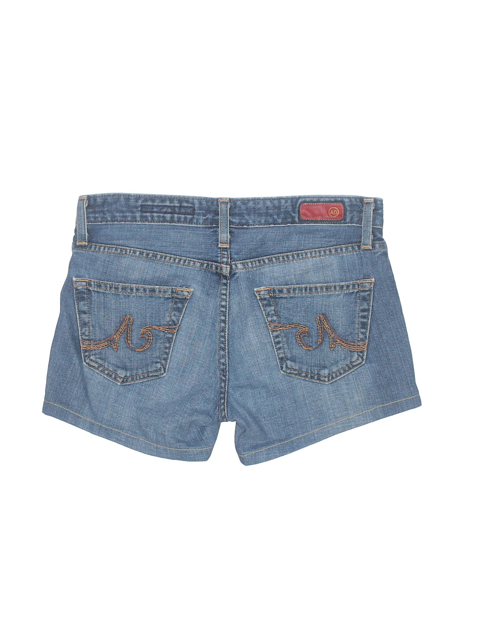 Fabrics Denim AG Shorts Liberty Goldschmied Boutique Art Adriano SgqnX