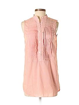 Steven Alan Sleeveless Button-Down Shirt Size XS