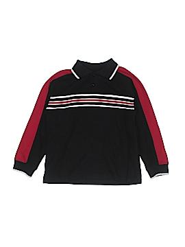 Claiborne Long Sleeve Polo Size 7