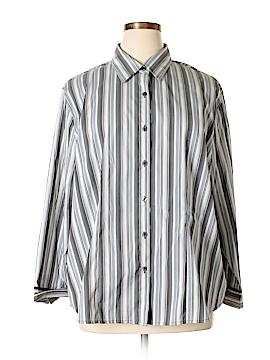 DCC Long Sleeve Blouse Size 2X (Plus)