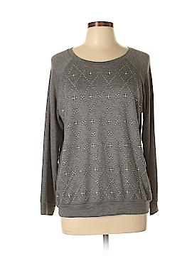 DressBarn Sweatshirt Size L (Petite)