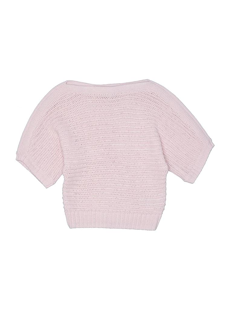 5c96da265e9e8 Gap Kids Solid Light Pink Pullover Sweater Size 8 - 62% off