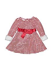 Bonnie Baby Girls Special Occasion Dress Size 18