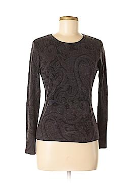 Lauren by Ralph Lauren Silk Pullover Sweater Size S