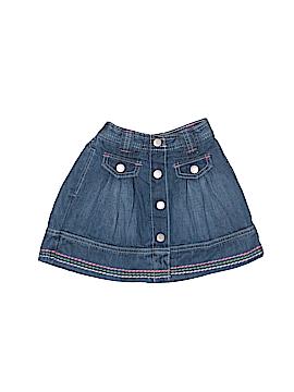 Gymboree Denim Skirt Size 4