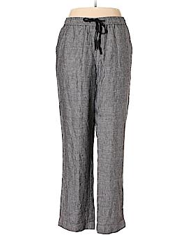 Jones New York Sport Linen Pants Size L