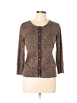 MICHAEL Michael Kors Silk Cardigan Size L
