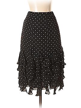 Dana Buchman Silk Skirt Size 4