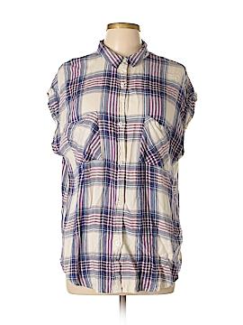 SO Short Sleeve Button-Down Shirt Size XL