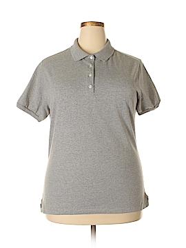 Jerzees Short Sleeve Polo Size 2X (Plus)