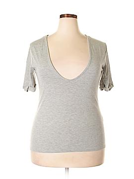 Nasty Gal Inc. Short Sleeve T-Shirt Size Med - Lg