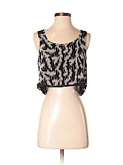 Silence and Noise Women Sleeveless Blouse Size XS