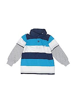 Wrangler Jeans Co Long Sleeve Polo Size 2T