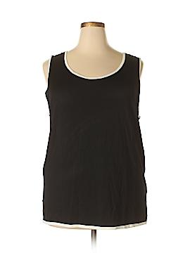 Ralph Lauren Sleeveless Top Size 3X (Plus)
