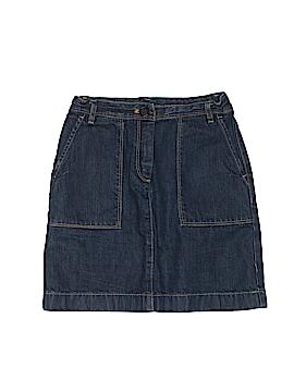 Crewcuts Denim Skirt Size 8