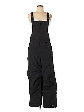 Lands' End Snow Pants With Bib Size 16