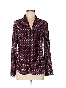 QMack Long Sleeve Button-Down Shirt Size M