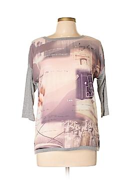 S.Oliver 3/4 Sleeve Top Size 38 (FR)