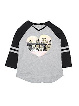 Mudd 3/4 Sleeve T-Shirt Size 14