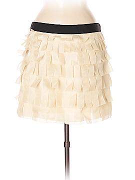 J. Crew Factory Store Silk Skirt Size 00