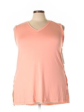 Melissa McCarthy Seven7 Sleeveless Top Size 2X (Plus)