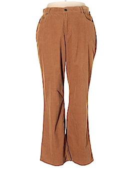 Lauren Jeans Co. Cords Size 16W