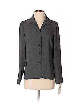 Alex Garfield Long Sleeve Button-Down Shirt Size XS