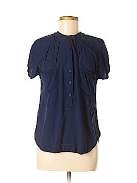 Cloth & Stone Short Sleeve Blouse Size S