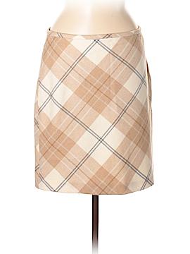 Eddie Bauer Wool Skirt Size 6 (Petite)