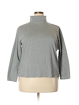 DressBarn Turtleneck Sweater Size 22 - 24 (Plus)